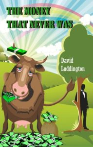 Very Funny comedy novel by English Humourist, David Luddington