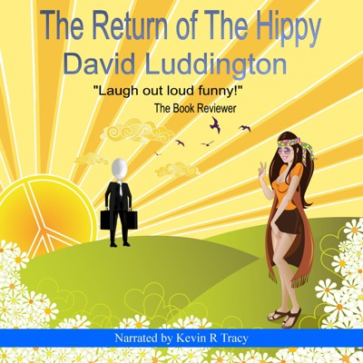 Comedy audio book from best selling author David Luddington