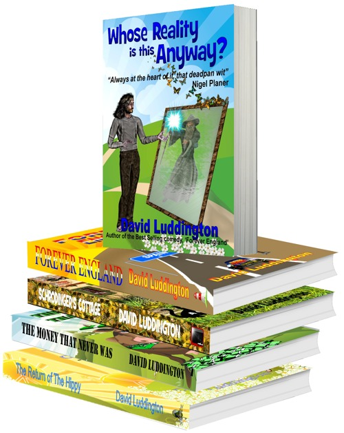 The Books of David Luddington Author