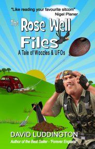 Funny book by author David Luddington. Light British Comedy